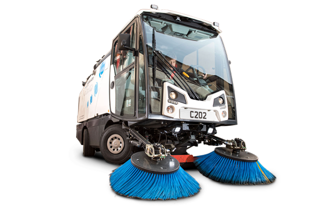 HYDROSTATIC SWEEPER 2 MC