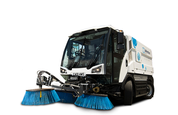 HYDROSTATIC SWEEPER 4 MC